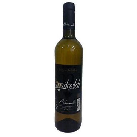 VINO BLANCO (Botella Txakoli Mikeldi)